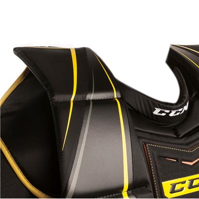 Premier Pro Chest Protector (CCM Premier Pro Goalie Chest And Arm Protector - Senior)