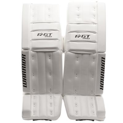 Straight On (Warrior Ritual GT Pro Classic Leg Pads)