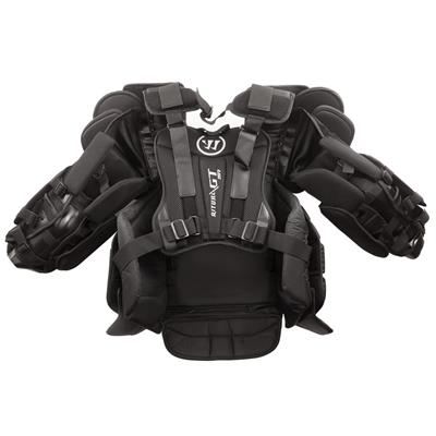Back - Straight On (Warrior Ritual GT Goalie Chest And Arm Protector)