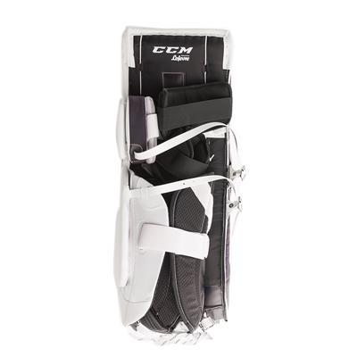 (CCM Extreme Flex E3.9 Goalie Leg Pads - Senior)