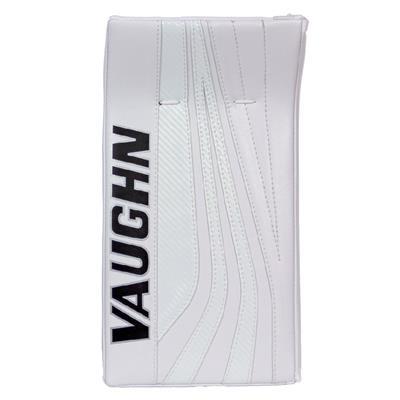 White (Vaughn Ventus SLR Pro Carbon Goalie Blocker - Senior)