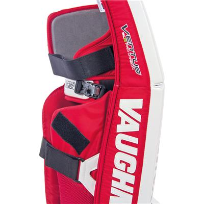 Close up (Vaughn Ventus SLR Pro Carbon Goalie Leg Pads)