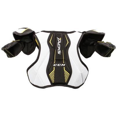 Super Tacks Shoulder Pad (Yth) - Back (CCM Super Tacks Hockey Shoulder Pads)