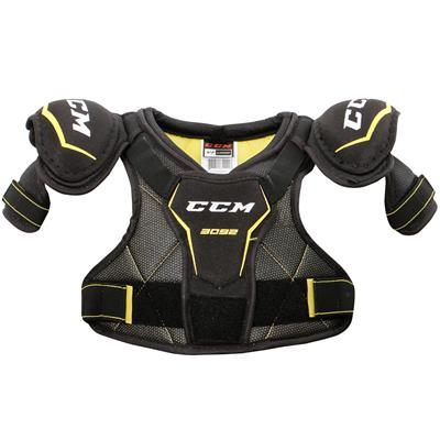 Tacks 3092 Shoulder Pads (Yth) - Front (CCM Tacks 3092 Shoulder Pads)