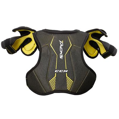 Tacks 3092 Shoulder Pads (Yth) - Back (CCM Tacks 3092 Shoulder Pads)