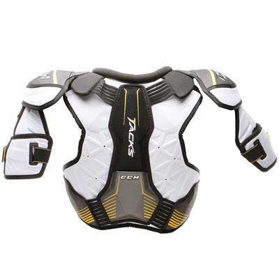 Super Tacks Shoulder Pad 2017 - Back (CCM Super Tacks Hockey Shoulder Pads - Junior)