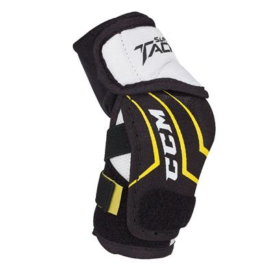 Super Tacks Elbow Pad (Yth) - Back View (CCM Super Tacks Hockey Elbow Pads)