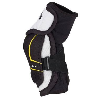 Super Tacks Elbow Pad (Yth) - Front View (CCM Super Tacks Hockey Elbow Pads)