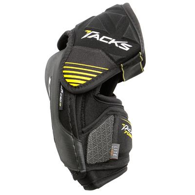 Tacks 7092 Elbow Pads (2017) - Left View (CCM Tacks 7092 Hockey Elbow Pads - Senior)