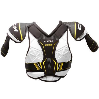 Tacks 5092 Shoulder Pad (2017) - Front View (CCM Tacks 5092 Hockey Shoulder Pads - Junior)