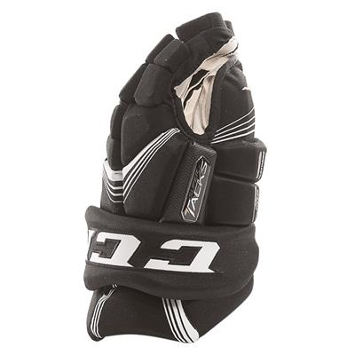 Super Tacks Gloves (2017) - Side View (CCM Super Tacks Hockey Gloves)