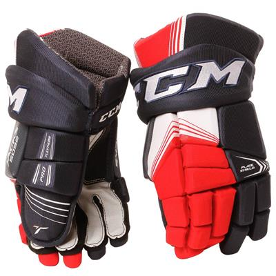 Tacks 5092 Gloves (2017) - Front View (CCM Tacks 5092 Hockey Gloves)
