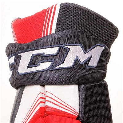 Tacks 5092 Gloves (2017) - Cuff View (CCM Tacks 5092 Hockey Gloves)