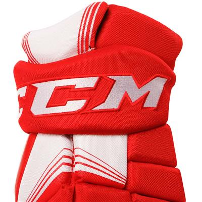 Tacks 7092 Gloves (2017) - Cuff View (CCM Tacks 7092 Hockey Gloves - Senior)