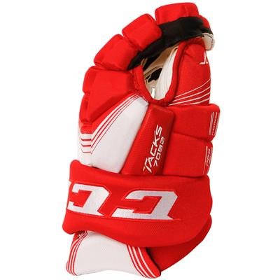 Tacks 7092 Gloves (2017) - Side View (CCM Tacks 7092 Hockey Gloves - Junior)