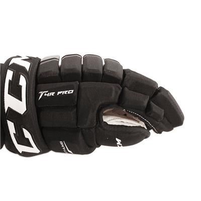 4R Pro Gloves (2017) - Side View (CCM 4R Pro Hockey Gloves - Senior)