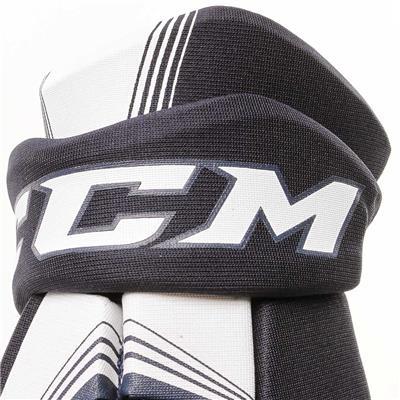 Tacks 3092 Gloves (2017) - Cuff View (CCM Tacks 3092 Hockey Gloves)