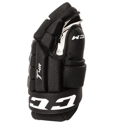 4R Hockey Gloves (2017) - Side View (CCM 4R Hockey Gloves)