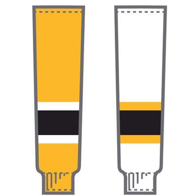 NHL Team Socks BOS (CCM NHL Team Hockey Socks - Boston Bruins)