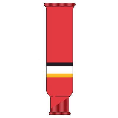 NHL Team Socks CAL (CCM NHL Team Hockey Socks - Calgary Flames - Senior)