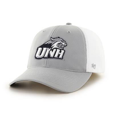 DRAFT DAY CLOSER UNH HAT - Front View (47 Brand Draft Day Closer Hockey Hat - University of New Hampshire)