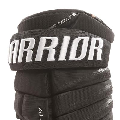 Alpha QX Pro Glove - Cuff View (Warrior Alpha QX Pro Hockey Gloves - Junior)
