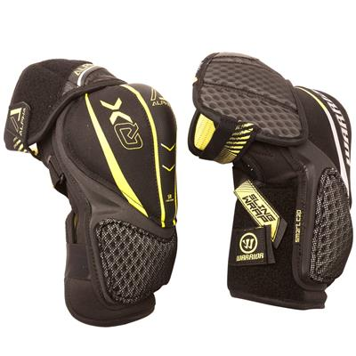 Alpha QX Elbow Pad - Deault View (Warrior Alpha QX Hockey Elbow Pad - Senior)