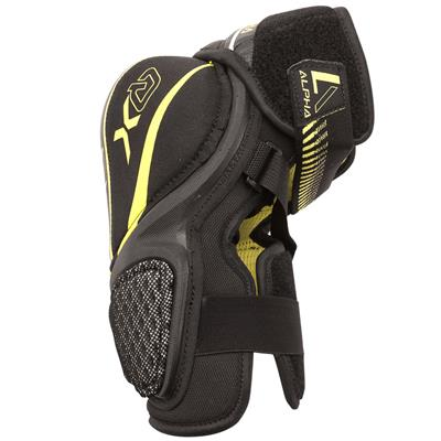 Alpha QX Elbow Pad - Inside View (Warrior Alpha QX Hockey Elbow Pad - Senior)