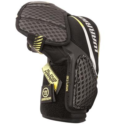 Alpha QX Elbow Pad - Outside View (Warrior Alpha QX Hockey Elbow Pad)