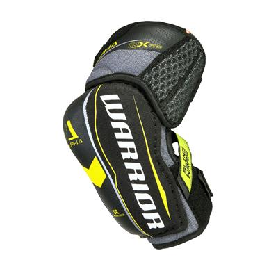 Alpha QX Pro Elbow Pad - Outside View (Warrior Alpha QX Pro Hockey Elbow Pad - Senior)