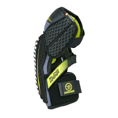 Alpha QX Pro Elbow Pad - Inside View (Warrior Alpha QX Pro Hockey Elbow Pad - Junior)