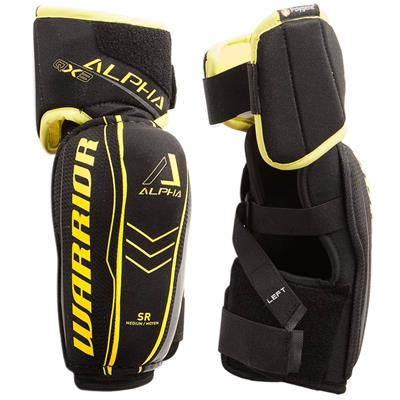 Alpha QX3 Elbow Pad - Default View (Warrior Alpha QX3 Hockey Elbow Pad - Junior)