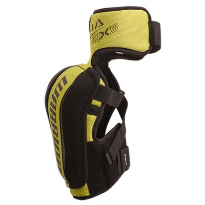 Alpha QX5 Elbow Pad - Left View (Warrior Alpha QX5 Elbow Pads)