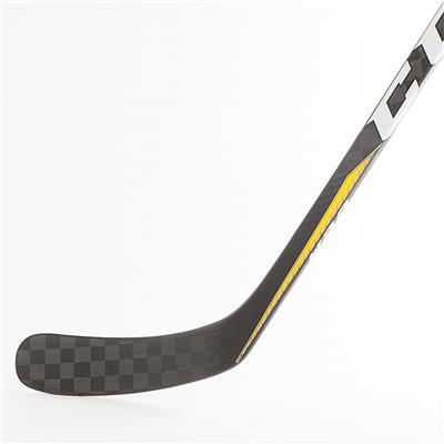 Super Tacks 2.0 Grip Comp Stick (CCM Super Tacks 2.0 Grip Composite Hockey Stick - Senior)