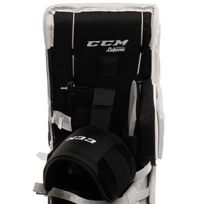 Extreme Flex E3.5 Leg Pad (CCM Extreme Flex E3.5 Goalie Leg Pads - Senior)