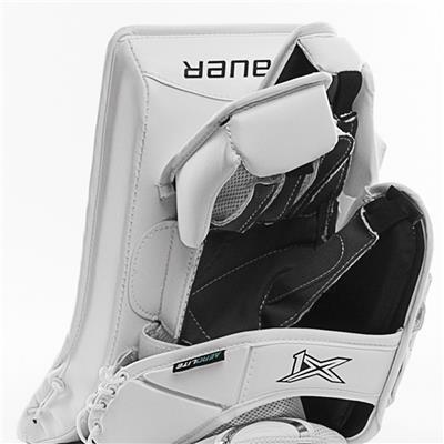 Vapor 1X Goal Blocker (Bauer Vapor 1X Goalie Blocker)