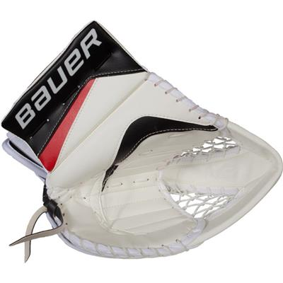 9000 Catch Glove (Bauer Reactor 9000 Goalie Catch Glove)