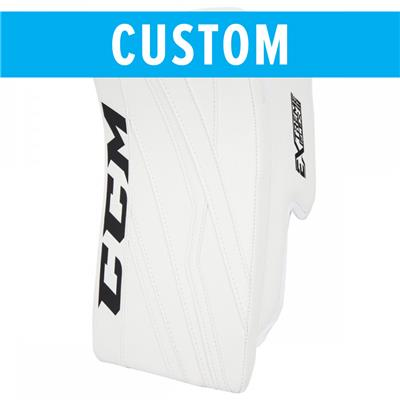 (CCM Custom Extreme Flex III Goalie Blocker - Senior)