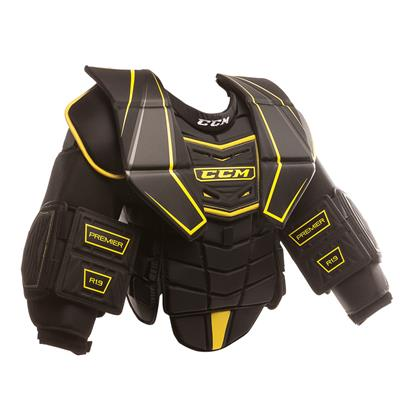 Premier R1.9 Chest Protector (CCM Premier R1.9 Goalie Chest And Arm Protector)