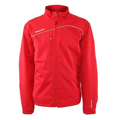 Bauer Mid Weight jacket (Bauer Midweight Hockey Warm Up Jacket - Youth)