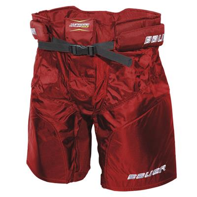 Supreme TotalOne MX3 Shell (Bauer Supreme TotalOne MX3 Hockey Pant Shell - Junior)