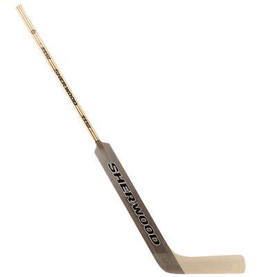 9950 Goal Stick (Sher-Wood 9950 Wood Goalie Stick - Senior)