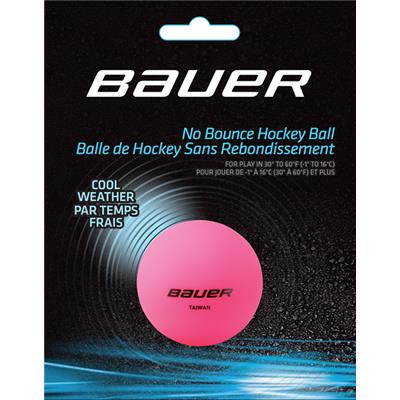 Hockey Ball Cool (Bauer Street Hockey Ball - Cool Weather)