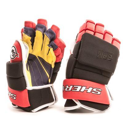 (Sher-Wood BPM 120S Hockey Gloves)