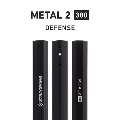 Metal 2 380 Def Shaft (StringKing Metal 2 380 Def Shaft - Mens)