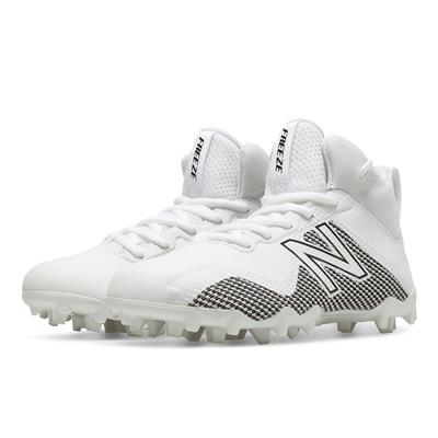 Nb Freeze MJr Cleat-Wh (New Balance Freeze Junior Cleat - White)
