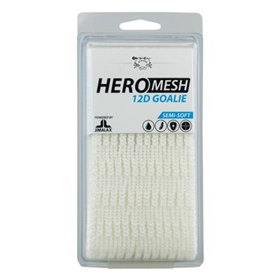 HERO SEMI SOFT 12D GOAL (East Coast Dyes 12D Hero Mesh Goalie - Semi Soft)