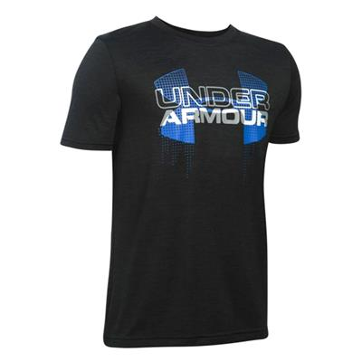 Big Logo Hybrid (Under Armour Big Logo Hybrid SS Tee - Youth)