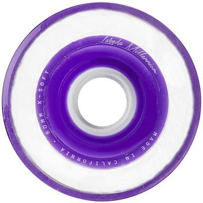 Millennium Purple Wheel (Labeda Millennium Purple Signature Inline Hockey Wheels)