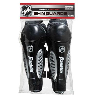 Franklin 175 Street Hockey Shin Guards (Franklin 175 Street Hockey Shin Guards - Junior)